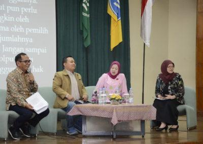 Diskusi Pemilu Dalam Rangka KIP