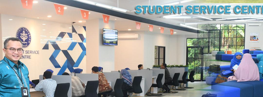 Student Service Centre IPB Permudah Layanan untuk  Mahasiswa IPB