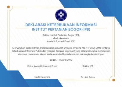 Deklarasi Kampus Informatif