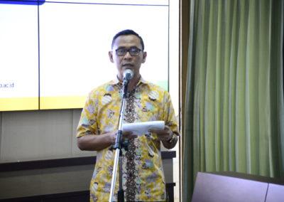 Workshop Keterbukaan Informasi Publik dan Uji Konsekuensi