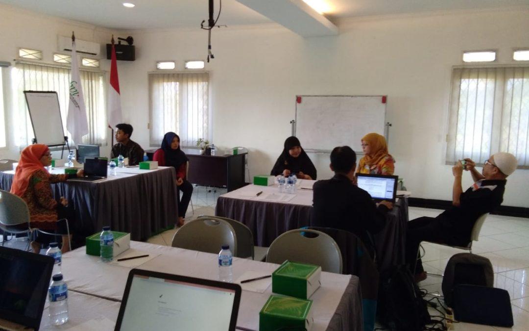 Rapat Koordinasi Persiapan dan Penyusunan Daftar Informasi Publik dan Persiapan Pelaksanaan Uji Konsekuensi 2019