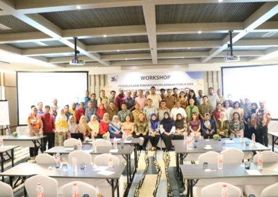 Workshop KIP di Denpasar Bali PPID