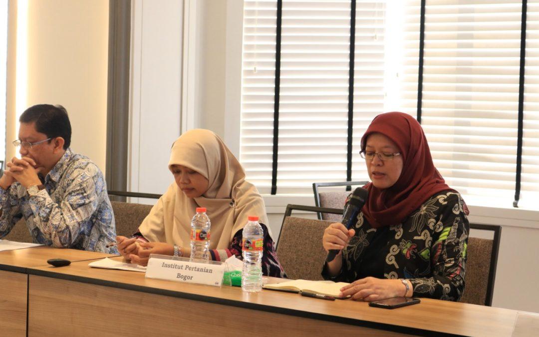 IPB University Paparkan Strategi Inovasi dan Kolaborasi Informasi Publik