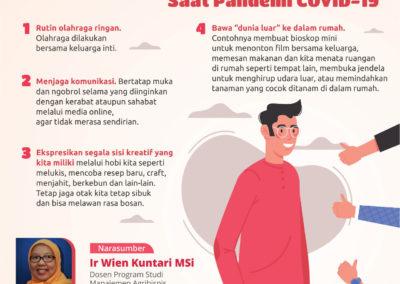 tips terhindar dari cabin fever saat pandemi covid 19