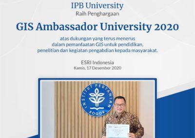 GIS Ambassador