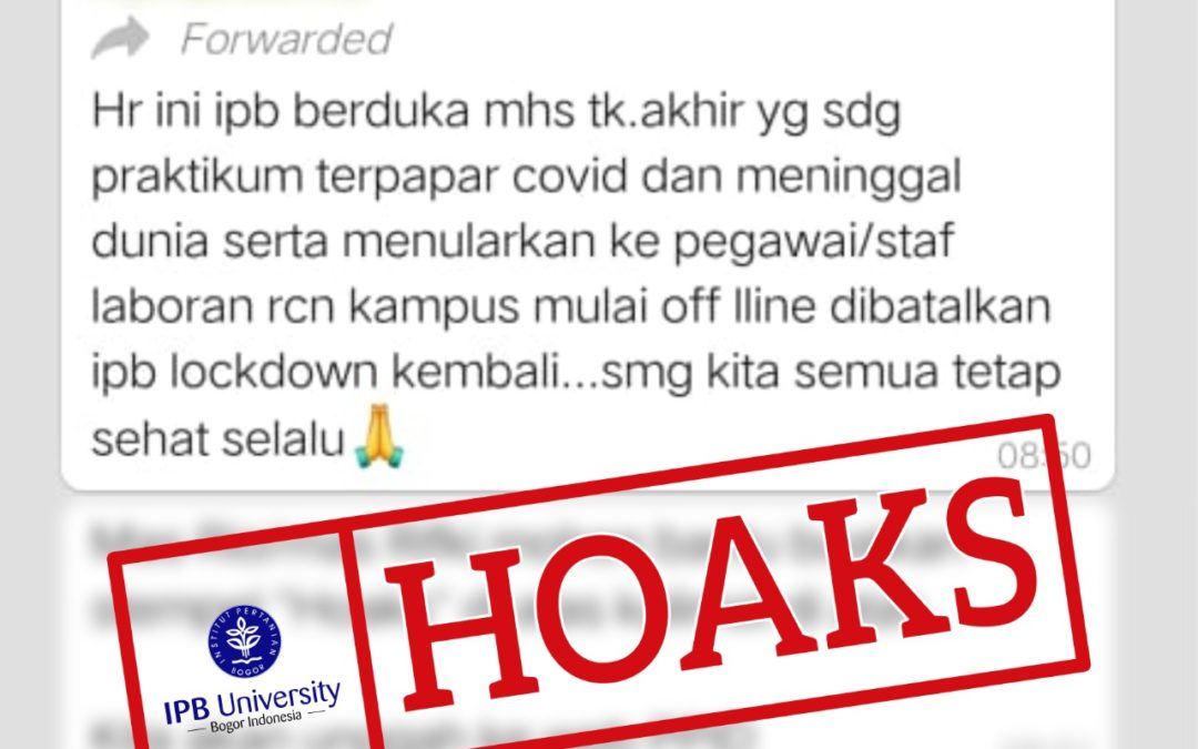 Hoax Info Covid