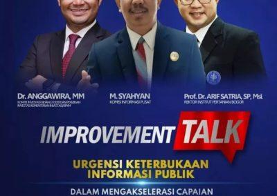 Improvement Talk KIP